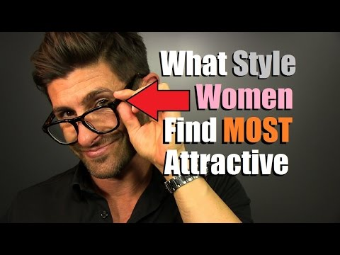 What Style Glasses Do Women Find MOST Attractive On Men