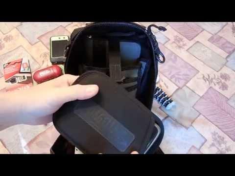 Maxpedition neatfreak as a gadget bag