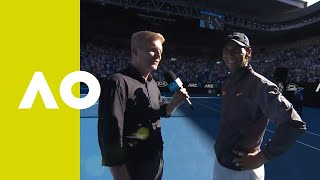 Rafael Nadal on-court interview (4R) | Australian Open 2019