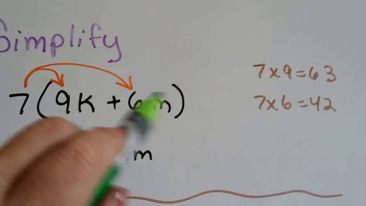 medium resolution of Grade 7 Math #6.1b