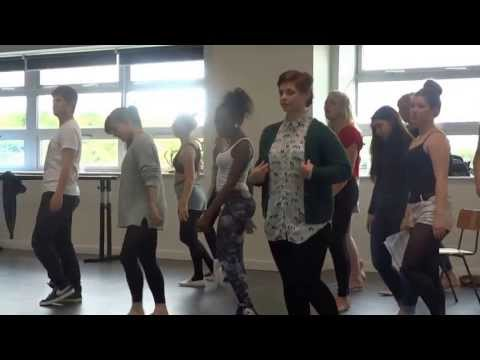 The Musical Theatre Medley.