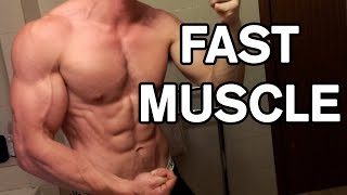 Fast Methods to Build Muscle (Science)