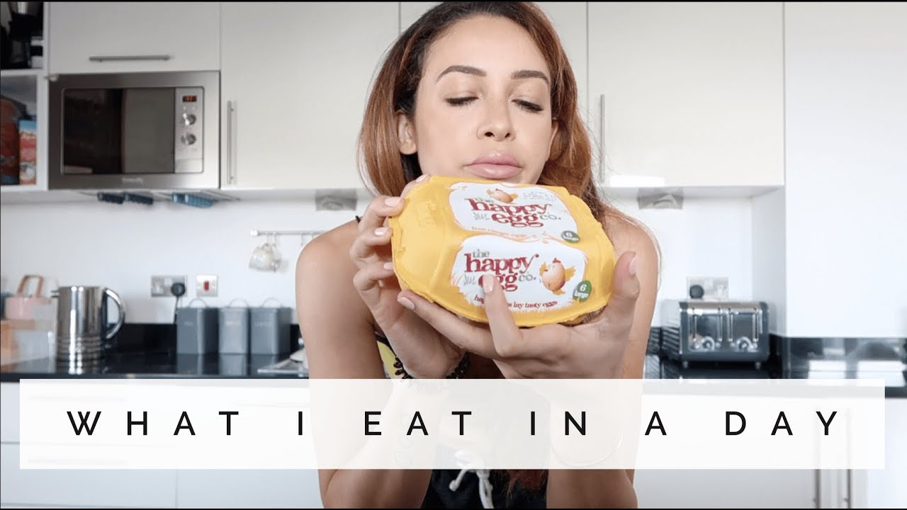 WHAT I EAT IN A DAY HEALTHY SUMMER EDITION   Danielle ...