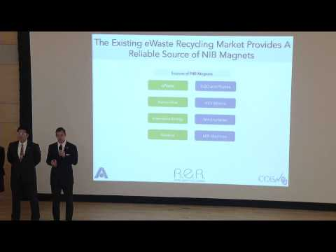 Rare Earth Recycling