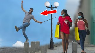 🔥 Crazy Blindman Prank - Best of Just For Laughs 🔥