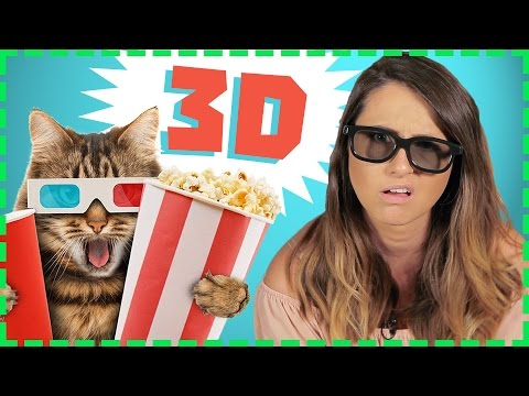 Wie funktionieren 3D-FILME? | Pimp My Mind