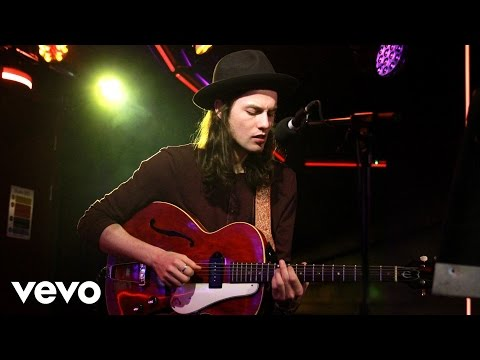James Bay  Let It Go in the  Lounge