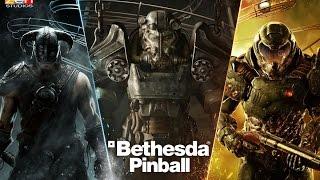 Pinball FX2 Bethesda Pinball Gameplay [PC]