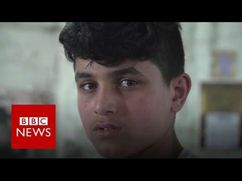 The Syrian children working in Turkey - BBC News