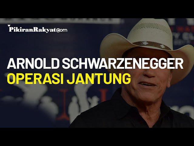 Jalani Operasi Jantung yang Kedua Kalinya, Arnold Schwarzenegger: Saya Merasa Luar Biasa