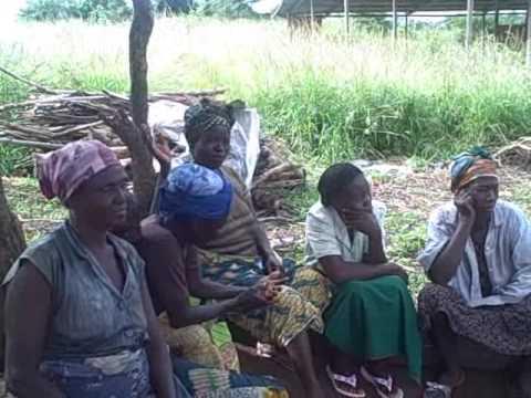 Self-Help's Executive Director visits Juaben Ghana in July 2009