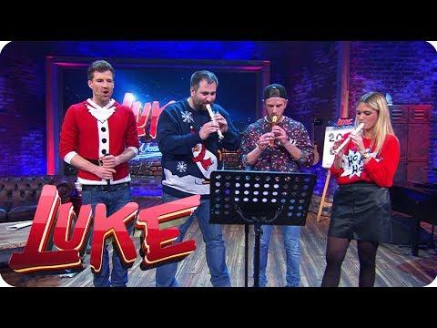 Firmen Weihnachtsfeier bei Luke - LUKE! Die Woche und ich