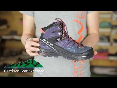 b31a3420412 Gear Preview: Salomon X ALP MID LTR GTX - YouTube