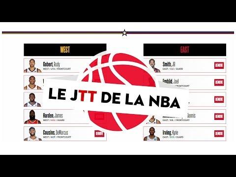 JTT - C'est l'heure de voter pour le All-Star Game !