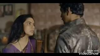Nawazuddin Siddiqui and Rajshri Deshpande kissing scene
