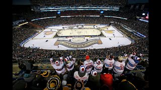 NOTD: The NHL's Ongoing Money Issue, Teams Could Play Outdoor Home Games?