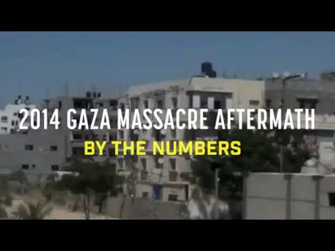 2014 Gaza Massacre Aftermath