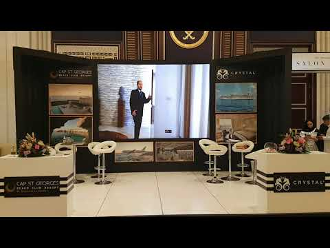 Cap st. Georges - American Express World Luxury Expo Jeddah