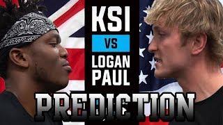 Who Will WIN The KSI VS LOGAN PAUL Fight