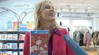 """""""Alles wird gut."""" UNICEF-Weihnachtskarten mit Nina Ruge"""
