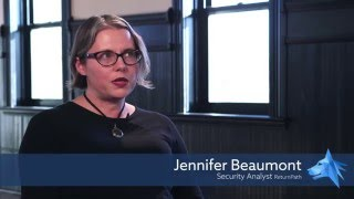 SecureSet Cybersecurity Hero Interview: Jennifer Beaumont, Security Analyst