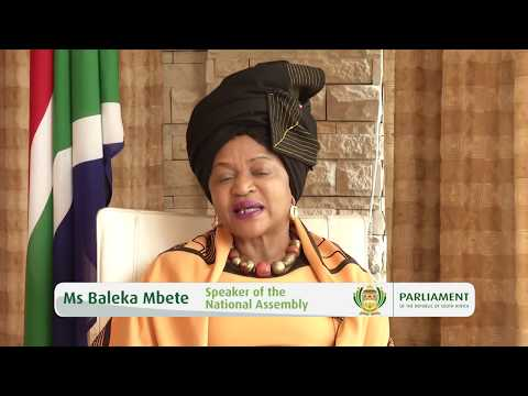Message of Speaker of the National Assembly on Violence Against Women and Children