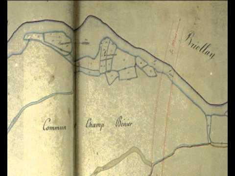 Le cadastre de 1811 - Villevêque