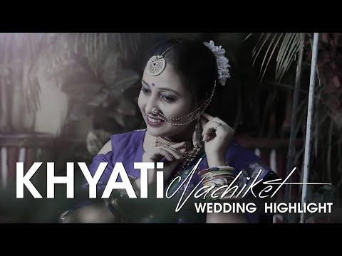 Khyati Weds Nachiket Wedding Highlight