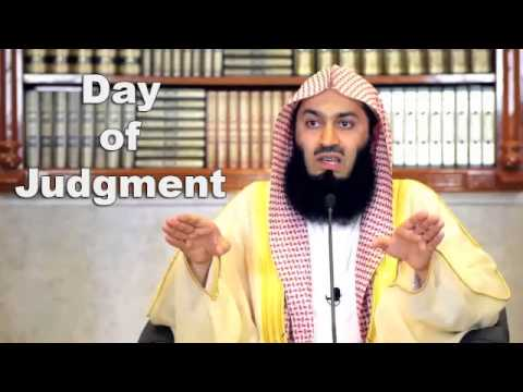 Day Of Judgment By Mufti Menk (2014)