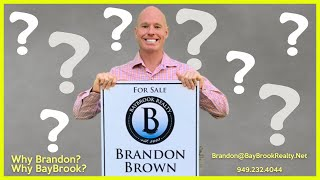 BayBrook Realty - About me (Brandon Brown - Broker/Owner)