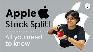 Apple Stock Split | Explained by CA Rachana Ranade