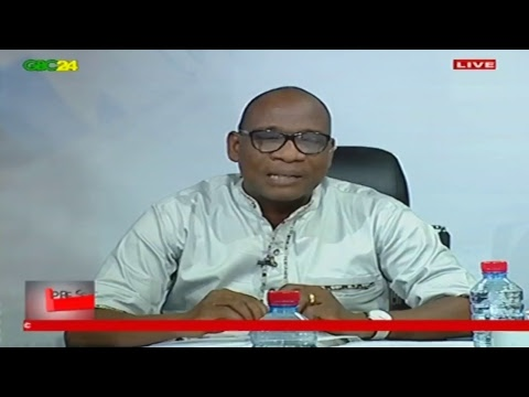 Ghana Broadcasting Corporation Live Stream