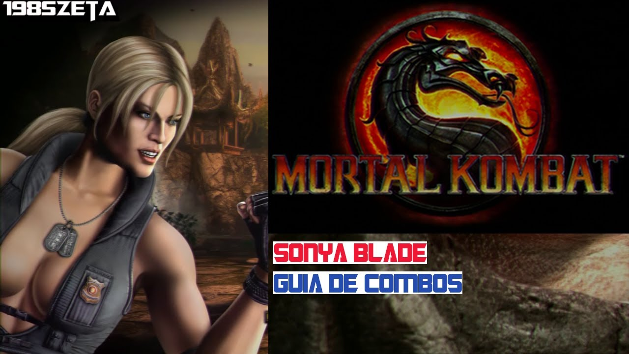 mortal kombat komplete edition sonya moves ps3