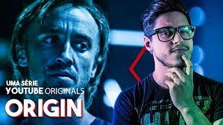 ORIGIN (Série Youtube Originals) Crítica da temporada 1 - Café Nerd