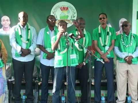 Candidat UMP de Ras-Dika aux elections communales 2017