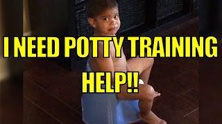 HELP!! I Need Potty Training Tips Please!