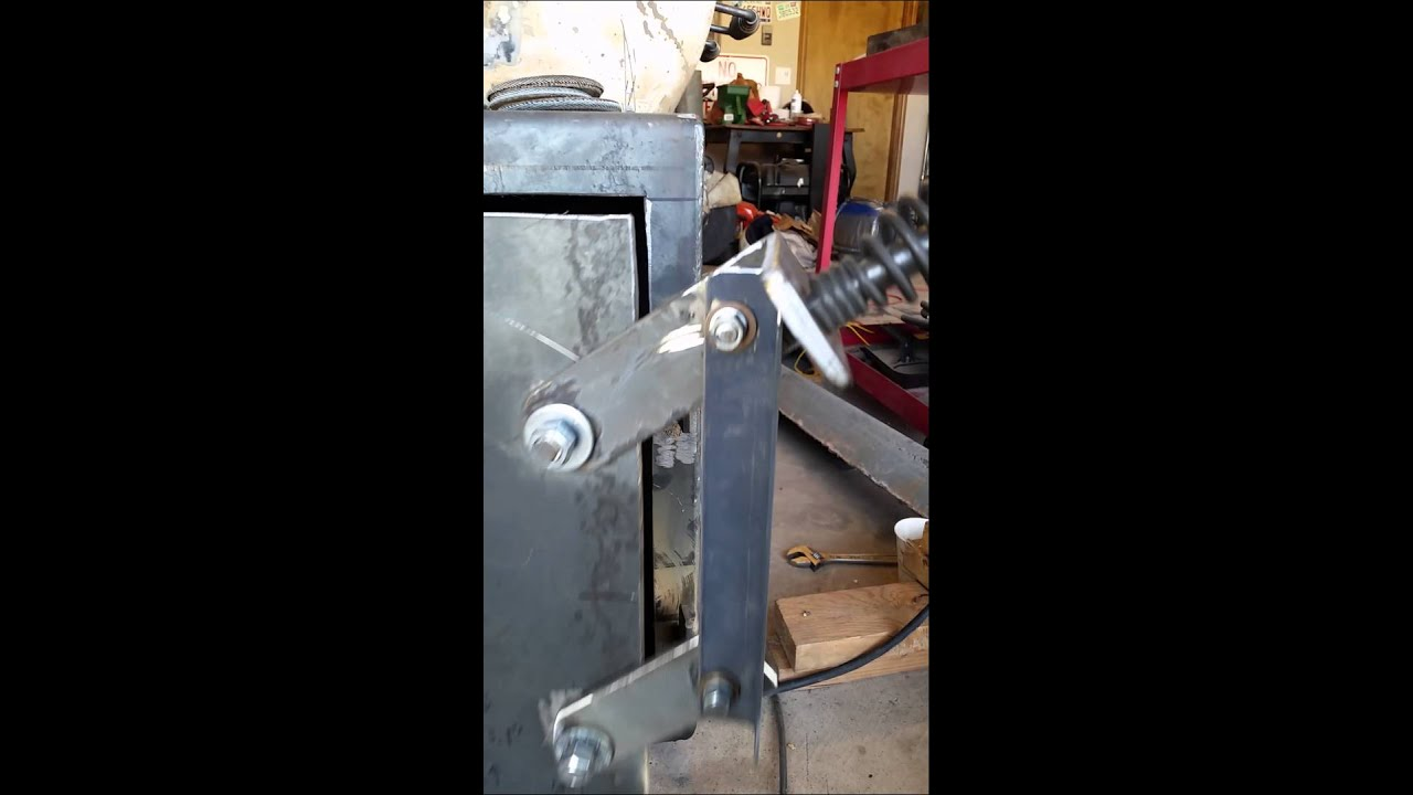 Fire Box Latch Youtube