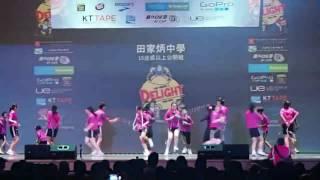 TKPSS 《花式跳繩隊》表演 《田家炳中學》