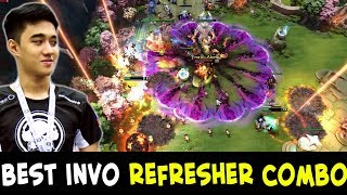 Best SEA Invoker Abed — Cataclysm Refresher 25 level COMBO
