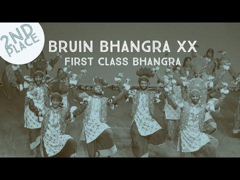 First Class Bhangra – Second Place – Bruin Bhangra's 20th Anniversary – Bruin Bhangra XX (2018)
