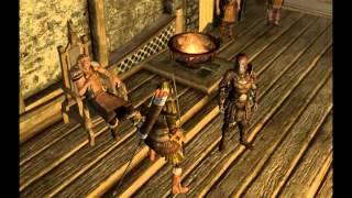 Skyrim Битва с ярлом за трон