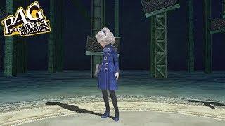 Persona 4 Golden: Margaret Boss Battle (NewGame+)