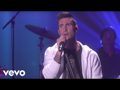 Maroon 5 - Cold  From The Ellen DeGeneres Show2017