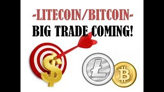 Bitcoin Litecoin BIG TRADE COMING! QUICK  - Technical Analysis Price Targets 7/19/19