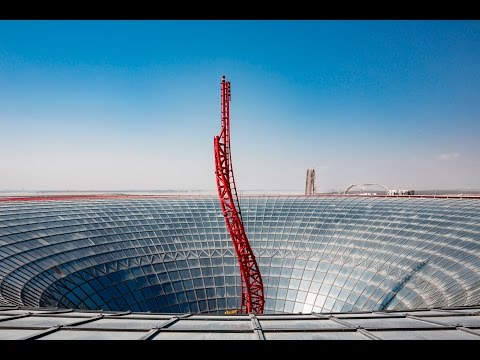 "Ferrari World Abu Dhabi Latest Rollercoaster ""Turbo Track"" / فيراري وورلد ابو ظبي توربو تراك"