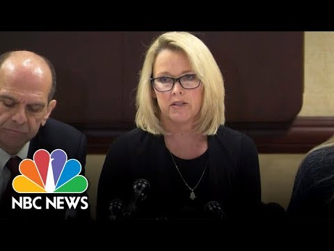 Heather Unruh says Kevin Spacey sexually assaulted her son