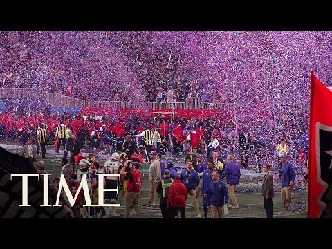 New England Patriots Defeat The Los Angeles Rams In Lowest-Scoring Super Bowl Ever | TIME Mp3
