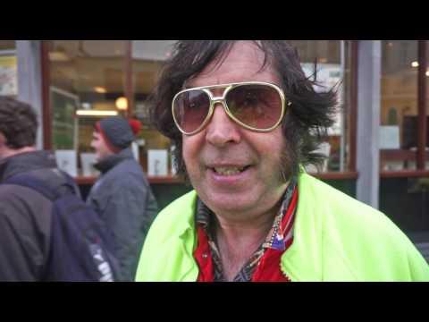 Ronan Kelly's Ireland: Elvis Comedian in Kilkenny City