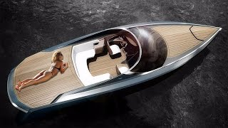 Boat Show 2016 - most interesting yachts