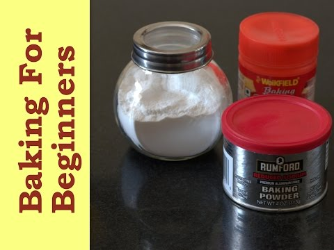 How To Check If Your Baking Powder & Baking Soda Is Effective